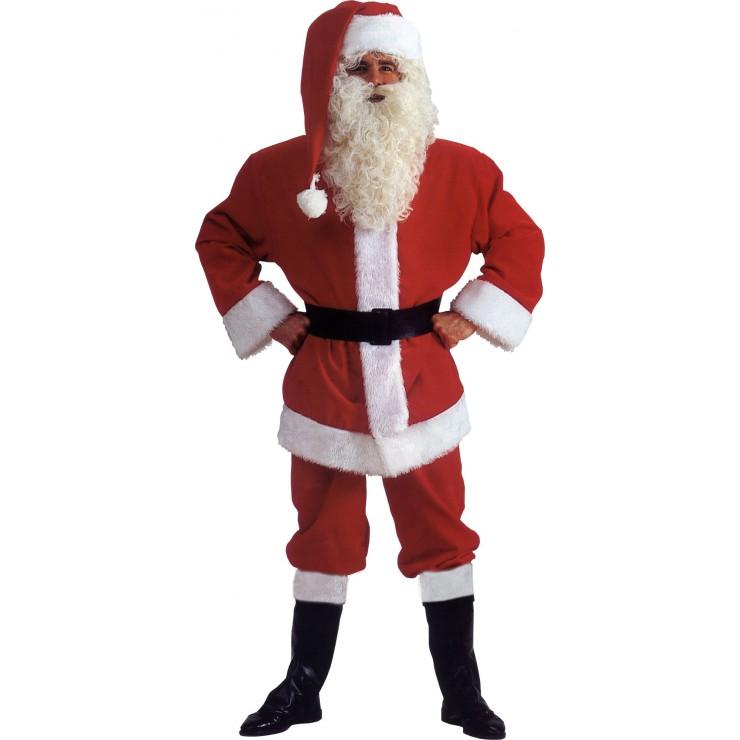 Déguisement père Noël Americain
