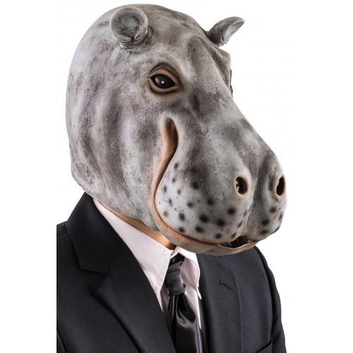 Masque hippopotame