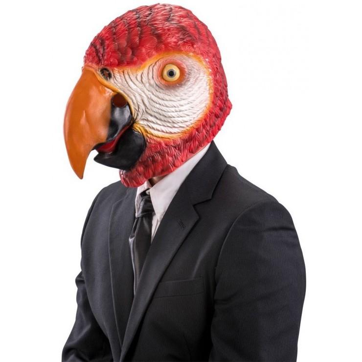 Masque de perroquet