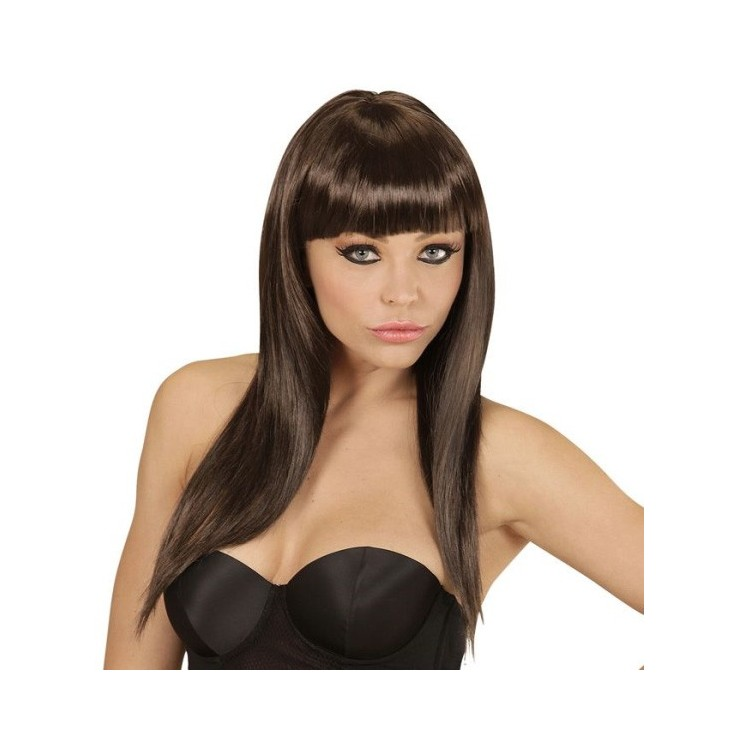 Perruque Vogue Brune
