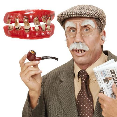 Dents de vieillard