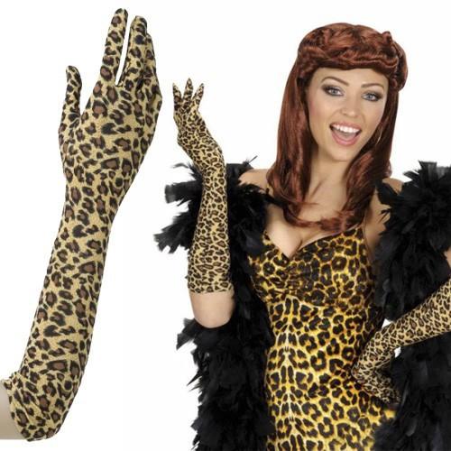 Gants léopard