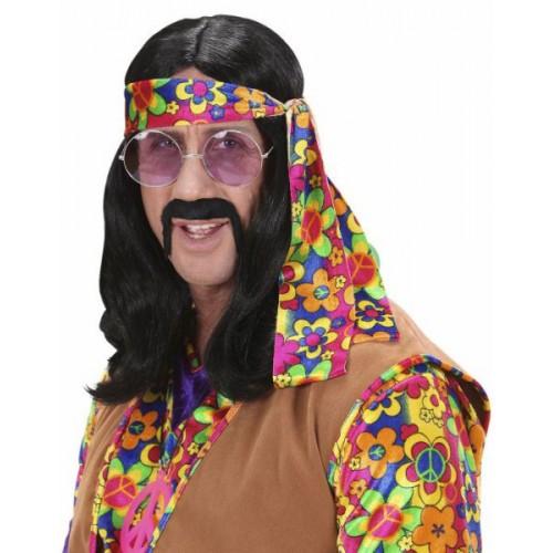 Perruque hippie dude