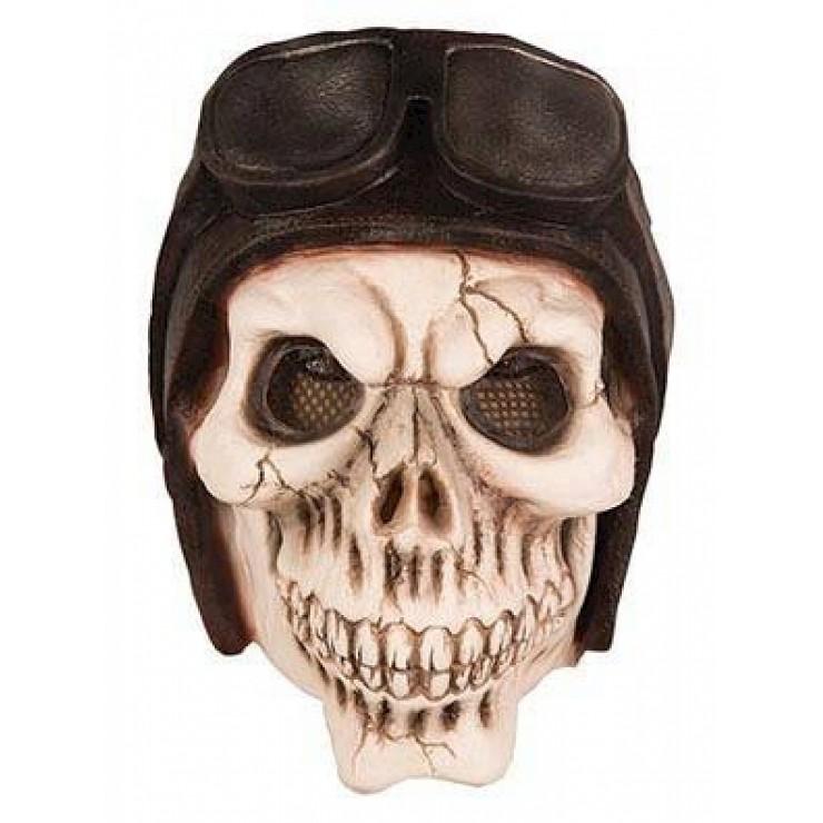 Masque Pilote Squelette