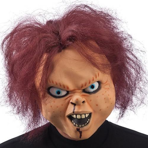 Masque Horror Doll