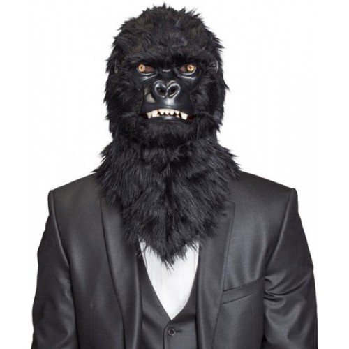 Masque gorille super luxe