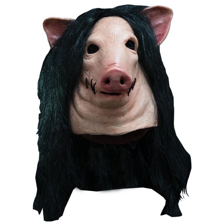 Masque saw pig