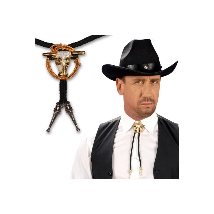 Cravate ficelle cowboy