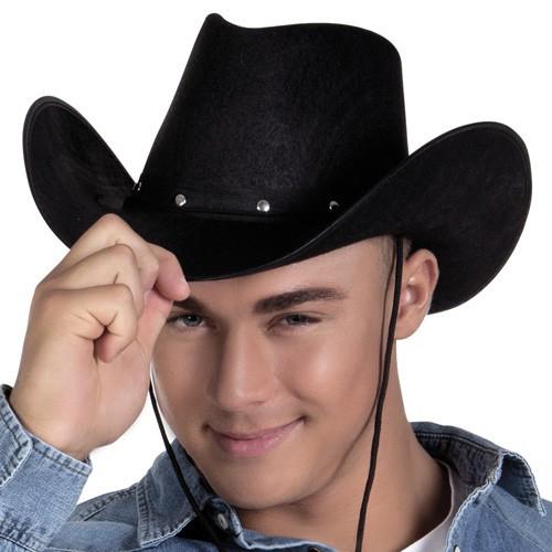 Chapeau cowboy Wichita noir