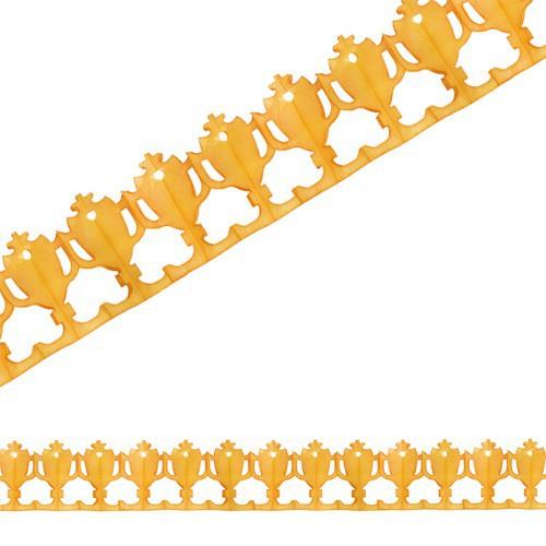 Guirlande de trophés 360 cm