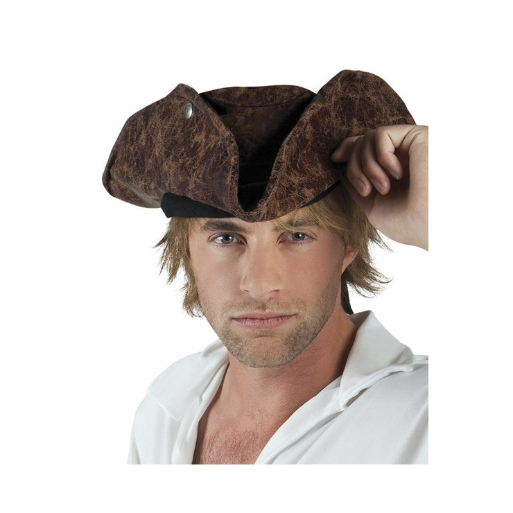 Tricorne pirate neptune