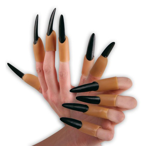 Ongles latex