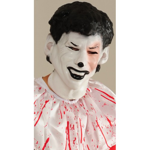 Masque mime tueur mousse de latex