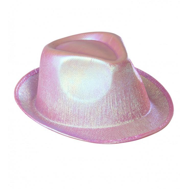 Borsalino rose perlé