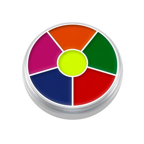 Kryolan cream color circle UV