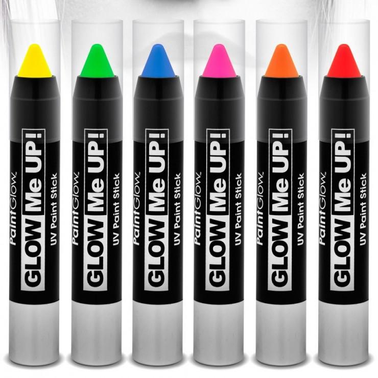 UV paint stick