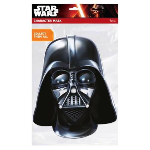 Masque carton Dark Vador