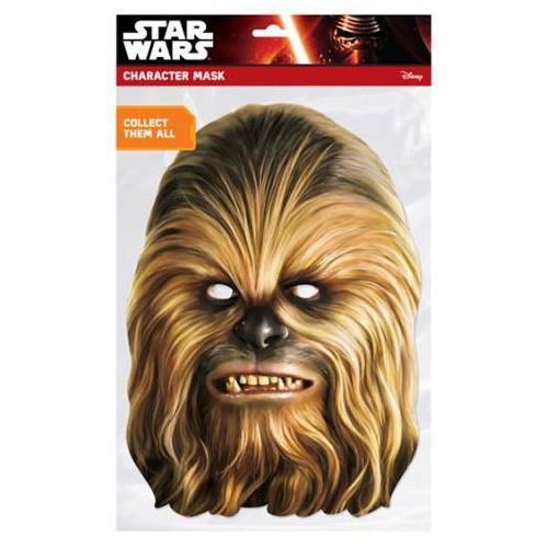Masque carton Chewbacca