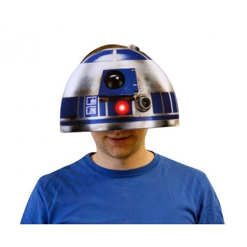 Masque carton R2 D2