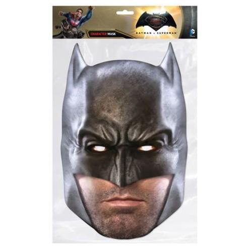 Masque carton Batman