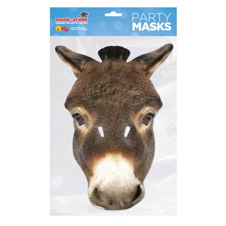 Masque ane carton