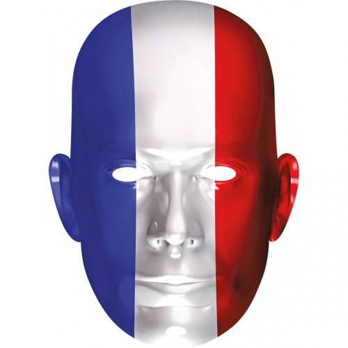 Masque carton France