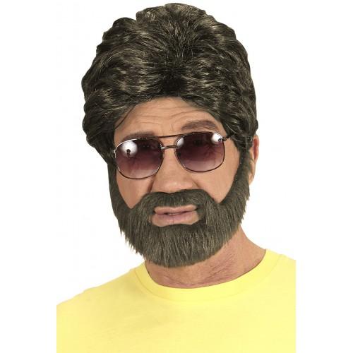 Perruque et barbe Alan