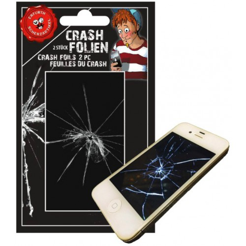 Fausse fissure smartphone
