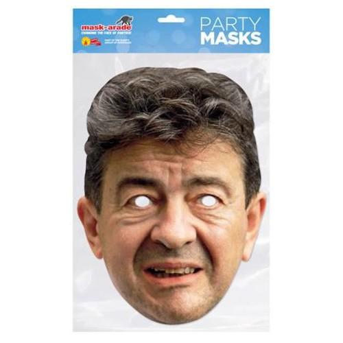 Masque carton Jean-Luc Mélenchon