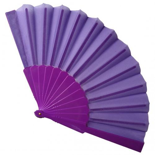 Eventail violet