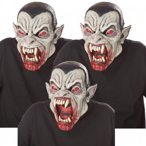 Masque vampire articulé