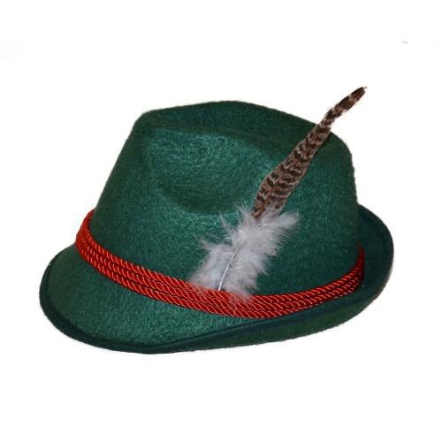 Chapeau Bavarois vert