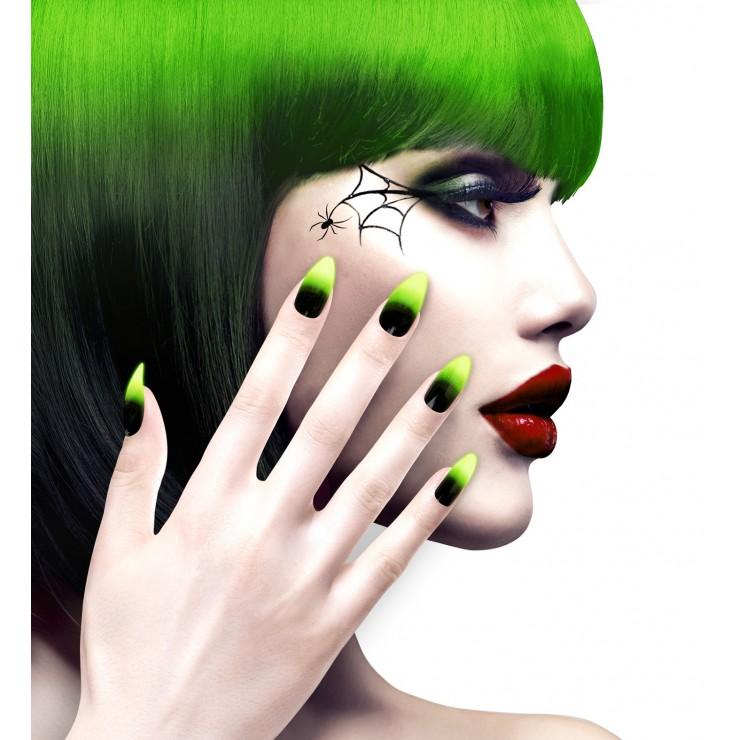 Faux ongles de sorcière