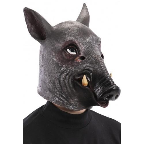Masque de sanglier