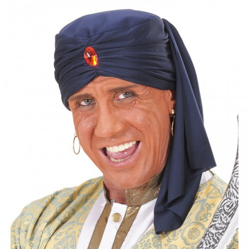Turban Ali Baba avec pierre précieuse