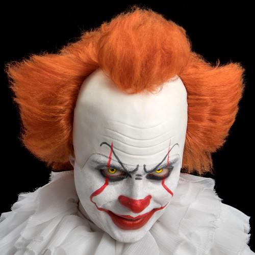 Perruque Evil Clown