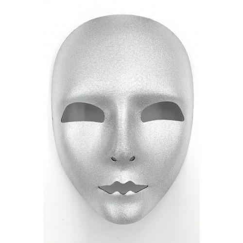 Masque visio argent luxe