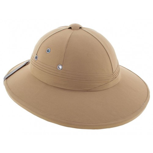 Chapeau colonial luxe