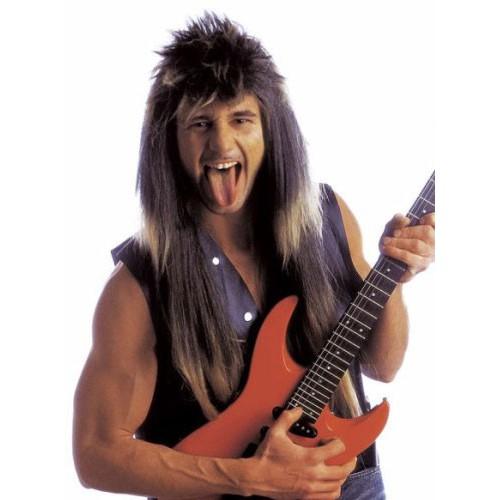 Perruque Hard Rocker
