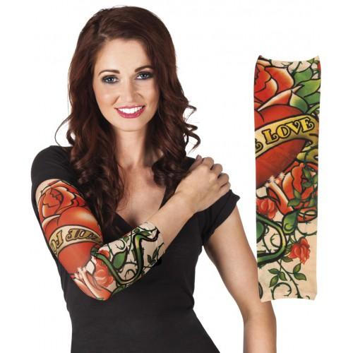 Manche tatouages True love
