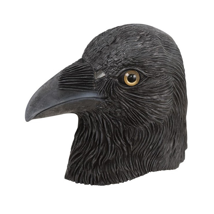 Masque de corbeau