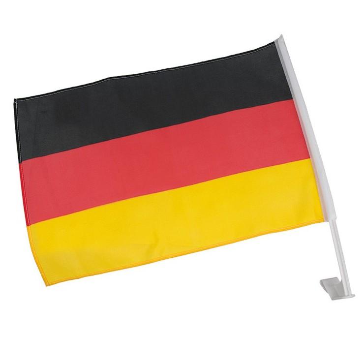 Drapeau voiture Allemagne