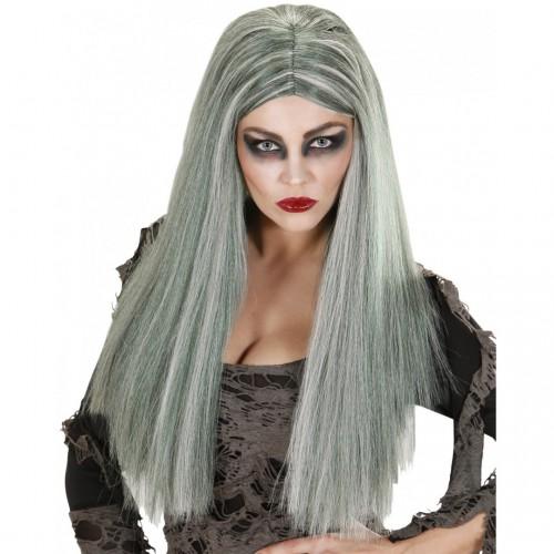 Perruque femme zombie