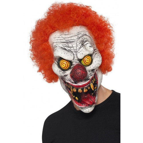 Masque twisted clown