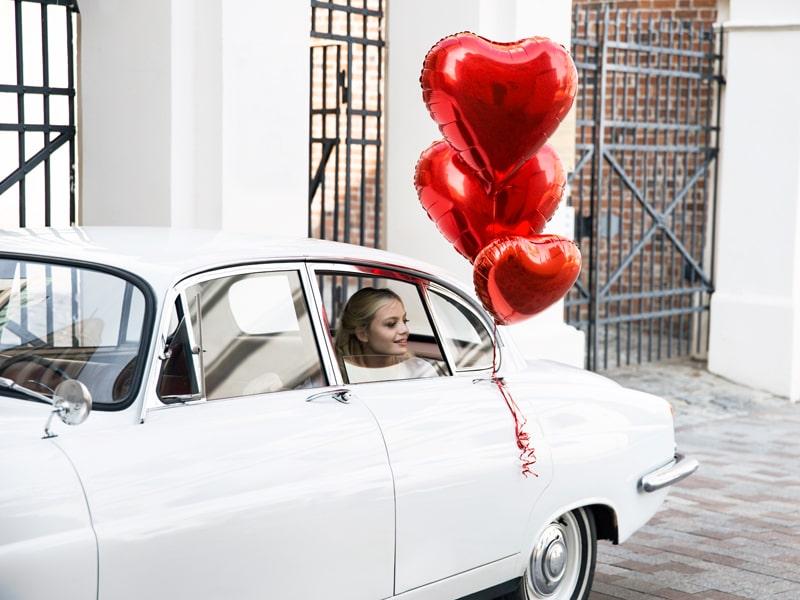 ballons saint Valentin