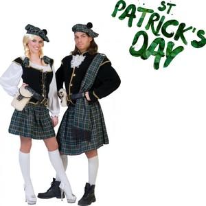 La Saint-Patrick aura lieu dans quelques semaines dans plusieurs pays qui suivent cette tradition depuis des années... principalement en Irlande, au Canada ou encore aux Etats-Unis.  Et vous, vous êtes prêts? ☘️🎩 Plus d'infos sur cette fête sur le blog de notre site https://blog.fiesta-republic.com/ 😘