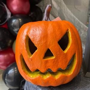 Une citrouille parfaite pour décorer votre maison ou votre appartement 🎃  #pumpkin #pumpkindeco #halloween #halloween2021 #halloweendecor #halloweenparty