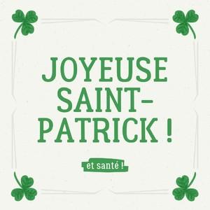 🍀 SAINT PATRICK'S DAY 🍀 On espère que vous passez une bonne journée déguisé tout en vert 😘 Envoyez-nous vos photos en Leprechaun !