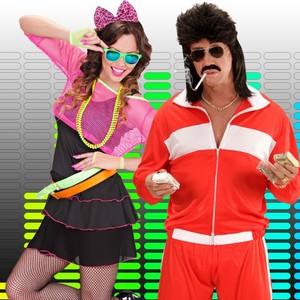 Vous n'avez quand même pas pensé qu'on vous laisserait commencer la nouvelle année sans vous proposer le thème des années 80? C'est mal nous connaître 😉  Retrouvez en ligne et en magasin notre catégorie spéciale pour cette fin d'année 🎊💃