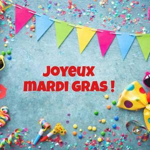 🥳 Bon Carnaval à tout le monde !   🎉 on vous souhaite une belle journée pleine de fun et de rires ! Bon ok... et de beignets aussi 😋